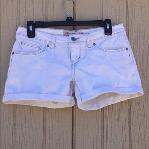 Levi's Midi Shorts